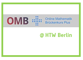 OMB und HTW Berlin - Logo © HTW Berlin
