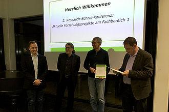 Verleihung 2 © HTW Berlin