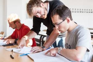 Tutorium im Lernzentrum Mathematik
